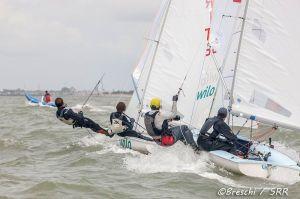 Championnat du Monde 2013 de 470 Junior et Master à La Rochelle