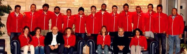 Athens Eurolymp 2014 team