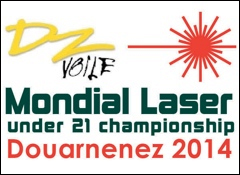 laser U21 worlds 2014