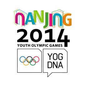 Nanjing 2014 logo