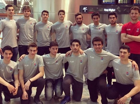 Malcesine Team 2015