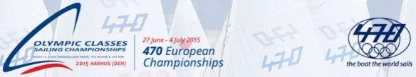 470 Europeans 2015 Logo