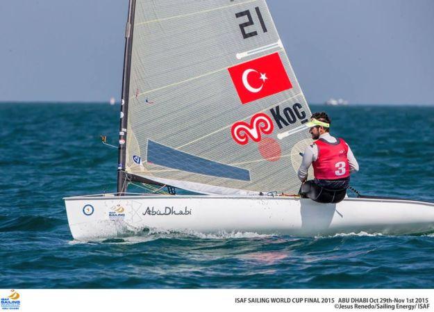 Alican Kaynar Abu Dhabi 2015