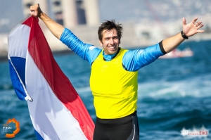 Postma Finn European Champion 2016