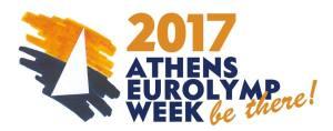 2017 Athens EurolympW logo